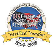 Verified US Federal Contractor Vendor