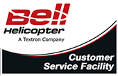 Certified Bell Helicopter Service Facility