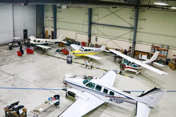 Thoroughbred Aviation Maintenance, Parts and Service